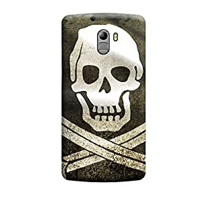 Digi Fashion Designer Back Cover with direct 3D sublimation printing for Lenovo Vibe K4 Note