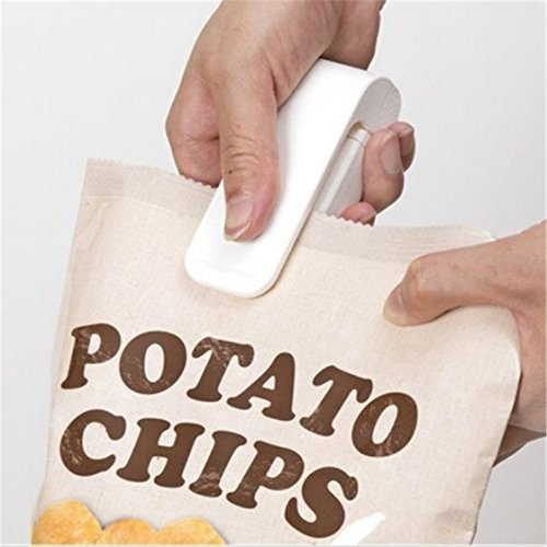 Mini Plastic Snack Food Bag Sealer