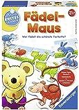Ravensburger 24732 - Fädel-Maus, Lernspiel
