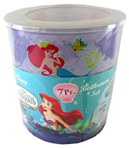disney s mermaid bath accessory for
