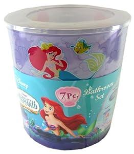 Disney 39 S Little Mermaid Bath Accessory For