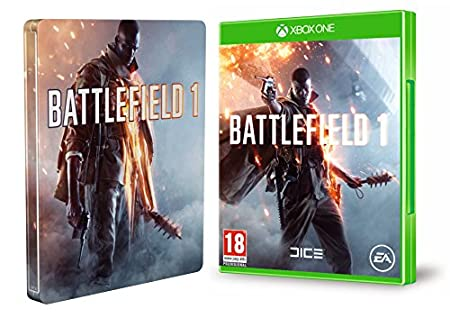 Battlefield 1 + Steelbook (Exclusivo en Amazon)