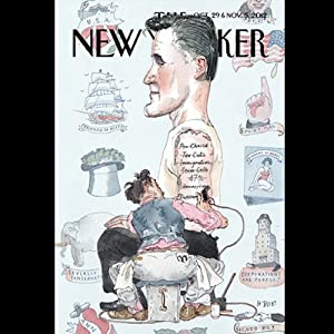 The New Yorker, October 29th & November 5th 2012: Part 1 (George Packer, Ryan Lizza) Periodical