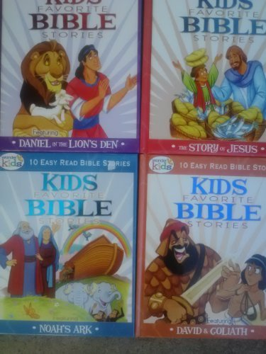 10-Easy-to-Read-Kids-Favorite-Bible-Stories-Assorted-Titles-Vary