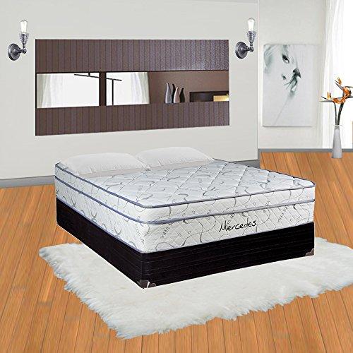 Continental Sleep Mattress 12 Inch Orthopedic Pillow Top