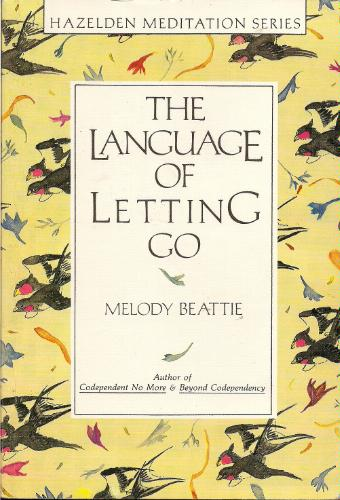 Language of Letting Go Melody Beattie