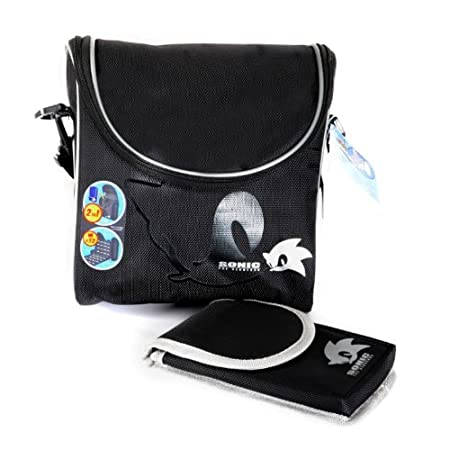 Sonic The Hedgehog Pro Gamer Case - Black (Nintendo 3DS/DS)