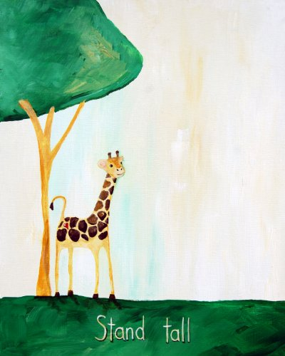 Cici Art Factory Wall Art, Stand Tall, Small