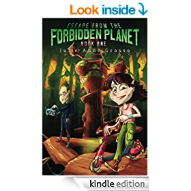 Escape From The Forbidden Planet (Adventures of Caramel Cardamom Book 1)