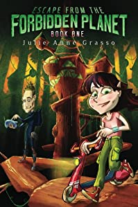 (FREE on 7/25) Escape From The Forbidden Planet by Julie Anne Grasso - http://eBooksHabit.com