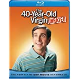 The 40-Year-Old Virgin (Unrated) [Blu-ray] (Bilingual)by Steve Carell