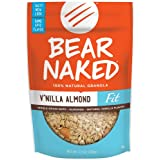 Bear Naked Fit Granola, Vanilla Almond Crunch, 12-Ounce Pouches (Pack of 6) ~ Bear Naked