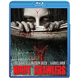 Nightcrawlers BluRay [Blu-ray]