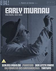 Early Murnau - Five Films (Schloß Vogelöd, Phantom, Der Letzte Mann, The Grand Duke's Finances, Tartuffe) (Masters of Cinema) (Blu-ray)