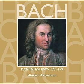 """Cantata No.178 Wo Gott der Herr nicht bei uns h�lt BWV178 : VII Chorale - """"Die Feind sind all in deiner Hand"""" [Choir]"""