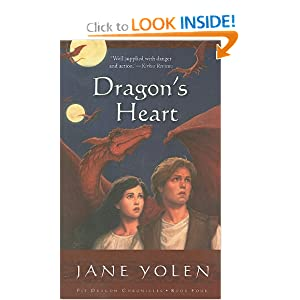 Dragon's Heart: The Pit Dragon Chronicles, Volume Four Jane Yolen and Jonathon Schmidt