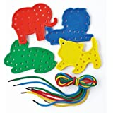 Creation Station Animal Lacing Shapes