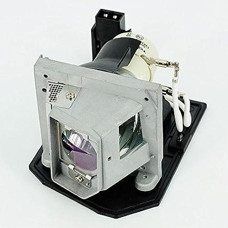 haiwo 610-346-4633/lmp138de haute qualité Ampoule de projecteur de remplacement compatible avec boîtier pour projecteur Sanyo PDG-DWL100/PDG-DXL100.