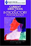 img - for Current Directions in Introductory Psychology book / textbook / text book