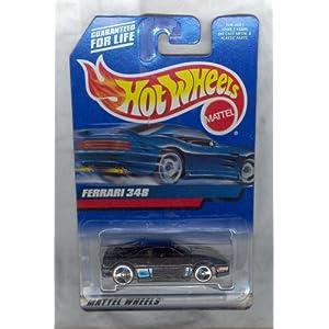 Hot Wheels 2000-106 FERRARI 348 1:64 Scale