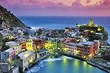めざせ!パズルの達人 1000ピース 世界遺産 ポルトヴェネーレ、チンクエ・テッレ及び小島群 イタリア 11-377