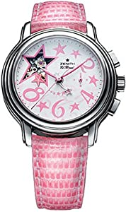 Zenith Women's 03.1230.4021/70.C515 Chronomaster Star Open-Sky Watch by Zen Awakening