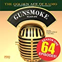 Gunsmoke, Season 1  by PDQ Audioworks Narrated by Robert Conrad