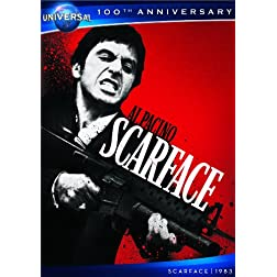 Scarface [DVD + Digital Copy] (Universal's 100th Anniversary)