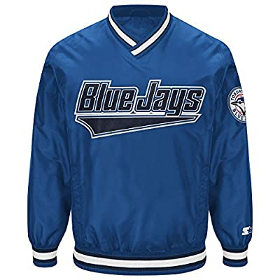 Toronto Blue Jays Starter Gameday Pullover Jacket