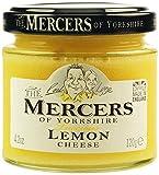 Mercers Lemon Curd 120 g (Pack of 6)