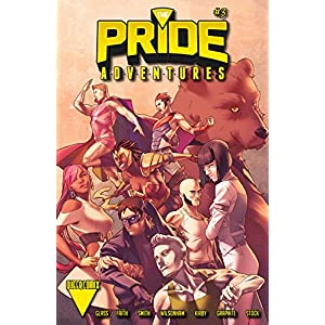 The Pride Adventures #3 (English Edition)