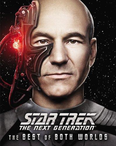 Star Trek: The Next Generation -  The Best of Both Worlds [Blu-ray]