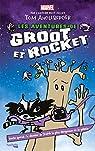 Les aventures de Groot & Rocket par Marvel