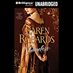 Shameless: Banning Sisters Trilogy, Book 3 (       UNABRIDGED) by Karen Robards Narrated by Rosalyn Landor