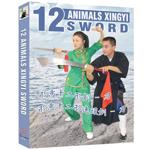 12 Animals Xingyi Sword