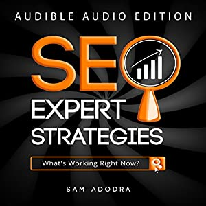 SEO Expert Strategies Audiobook