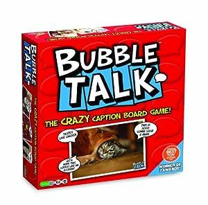 Amazon.com: Bubble Talk Board Game: Toys & Games