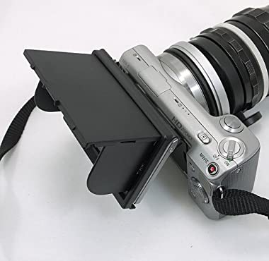 ソニーNEX-5/NEX-3専用液晶シェード・カバーセット