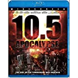 Cover art for  10.5 Apocalypse: The Complete Mini Series [Blu-ray]
