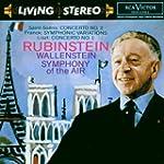 Concertos pour piano / Variations Sym...