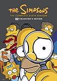 echange, troc Les Simpson : L'Intégrale Saison 6 - Édition 4 DVD