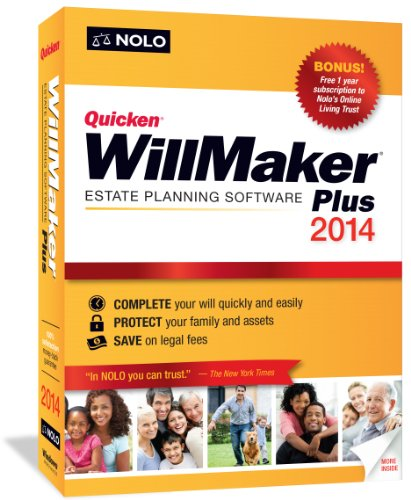 NOLO QUICKEN WILLMAKER PLUS 2014