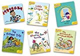 img - for Oxford Reading Tree: Level 5: Snapdragons: Pack (6 Books, 1 of Each Title) book / textbook / text book