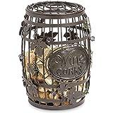 Wine Barrel Cork Cage