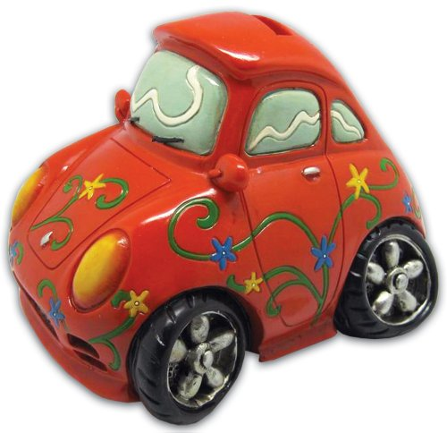 Bollo Regalo Orange Car Bank C179440O - 1