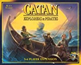 The Settlers of Catan: Explorers and Pirates: 5-6 Player Expansion