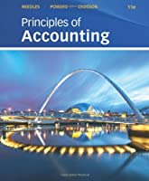 Principles of Accounting, 11th Edition Front Cover