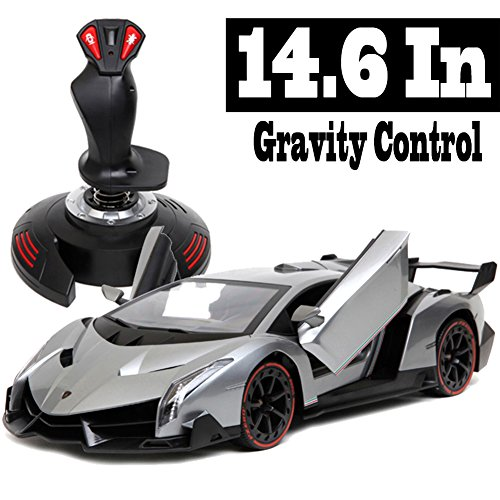 Holy Stone 1:14 Gravity Radio Control Lamborghini Veneno Scale Rc Cars Radio Remote Control Vehicle Toy Cars for Kids Gift Diecast Model 2962