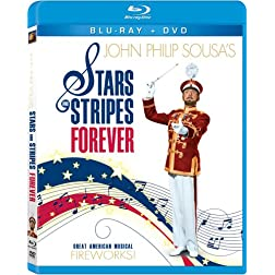Stars & Stripes Forever [Blu-ray]