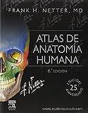 Atlas de anatomia humana + StudentConsult (Spanish Edition)